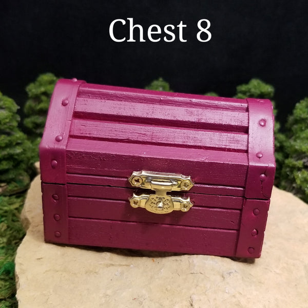 Mystery Chest 8 - Wicked Winglings