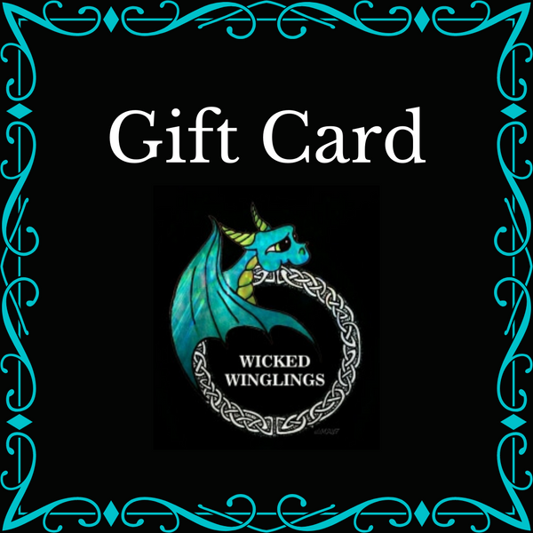 Gift Card - Wicked Winglings