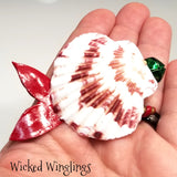 Keona - Hand Sculpted Polymer Clay Sea Dragon Ornament