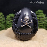 Medium Pirate Dragon Egg by Wicked Winglings