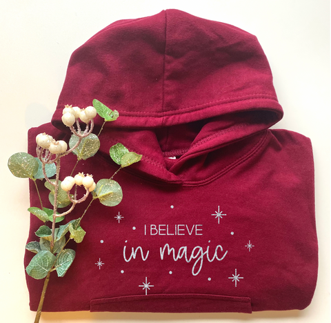 Little I Believe In Magic