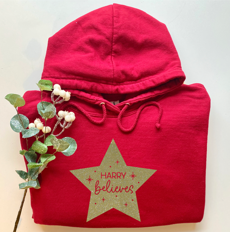 Little Personalised 'Believes' Star