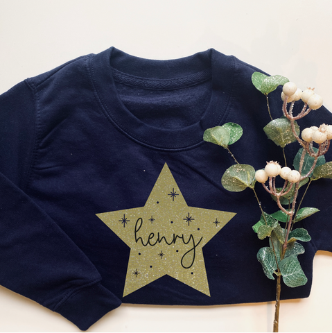 Little Personalised Star