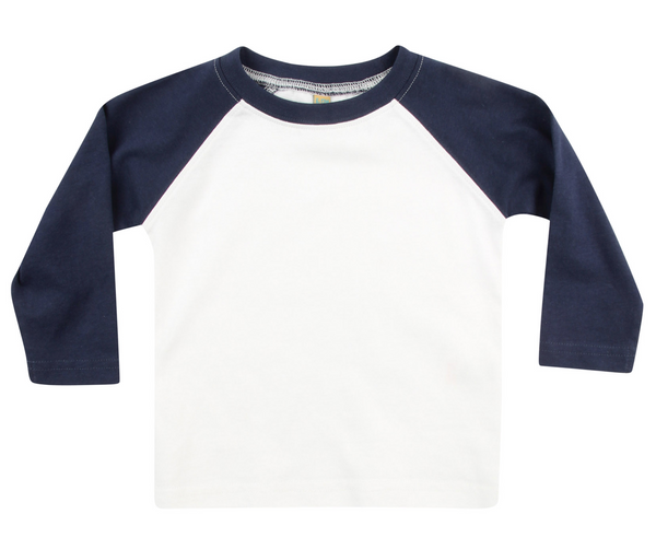 Little Floral Raglan Tee