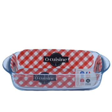 O Cuisine Plat Rectangle 28x11cm