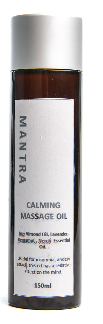 Mantra Huile de massage 'Calming' 150 ML