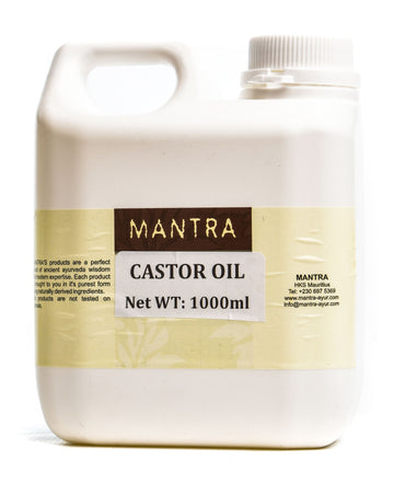 Mantra 'Castor Oil' 1000ML