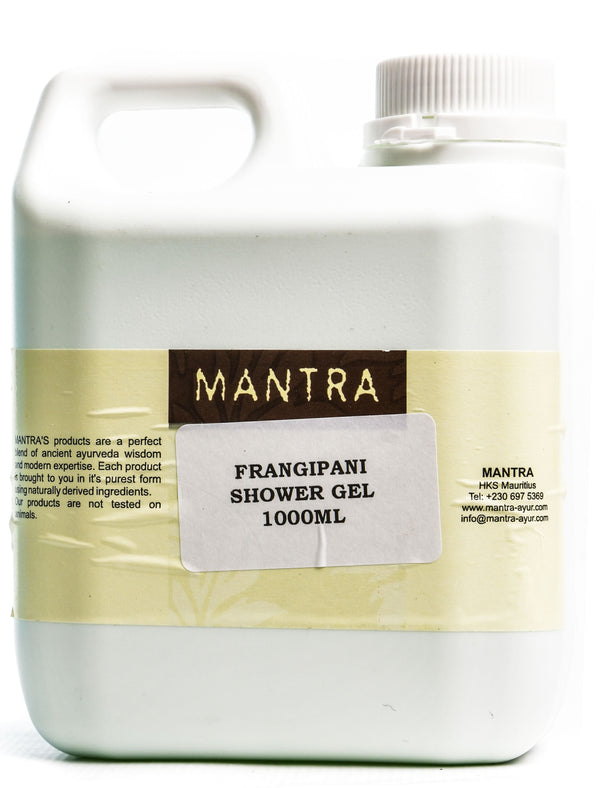Mantra Gel Douche Frangipaniers 1000ML