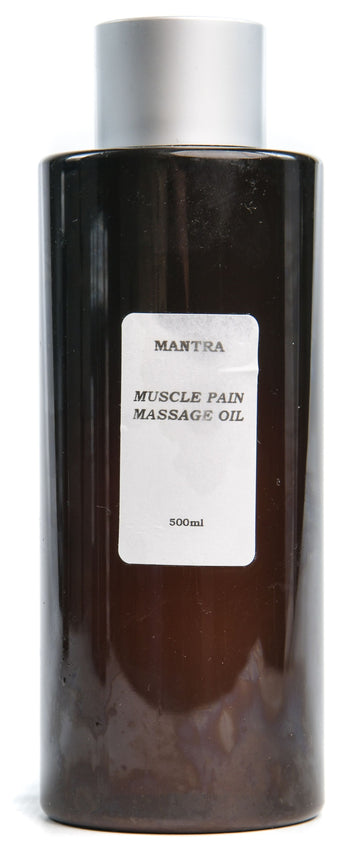 Mantra huile de massage 'Muscle pain' 500ML