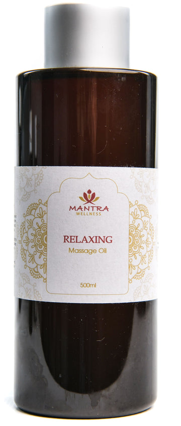 Mantra huile de massage 'Relaxing' 500ML