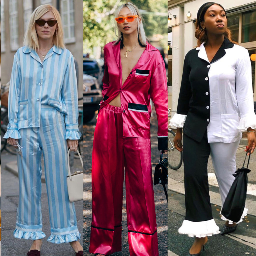 Lockdown Looks: How to wear your nightwear as daywear