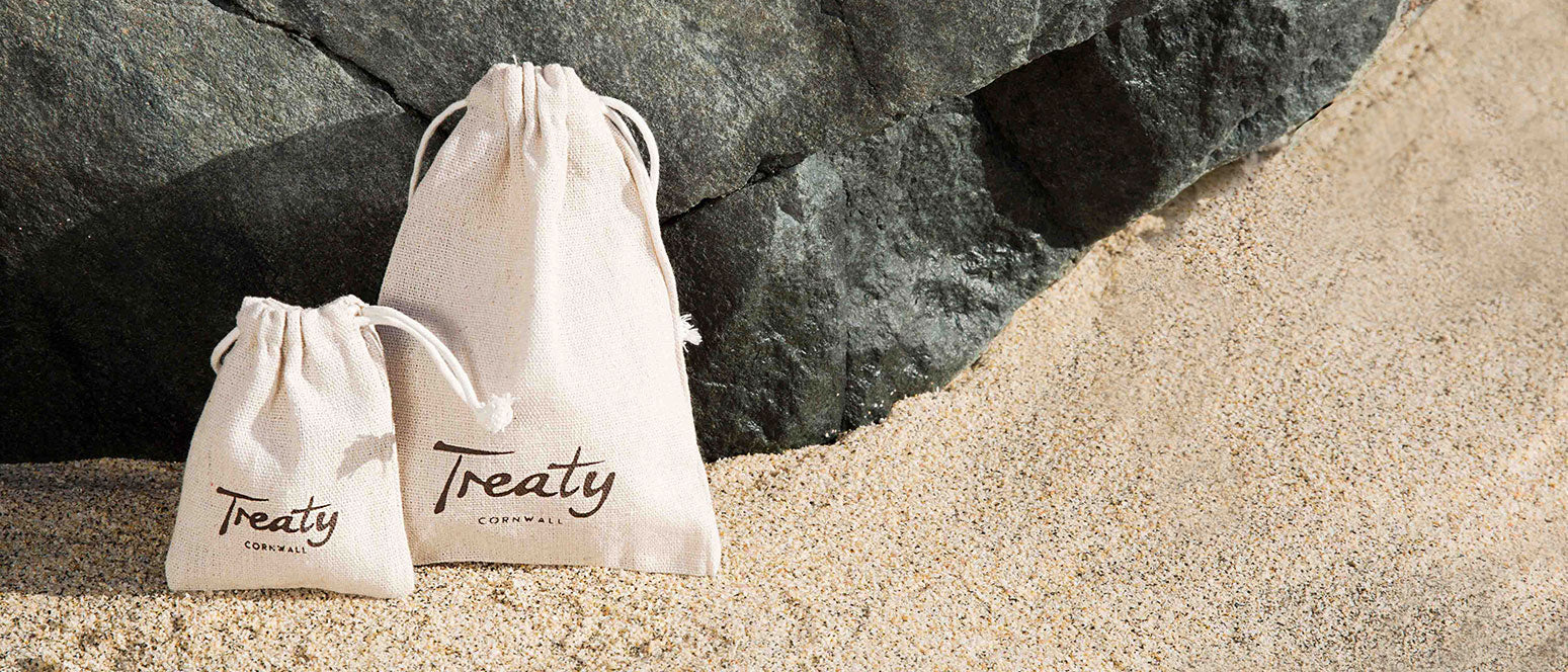 Treaty Jewellery - Statement Silver Jewellery - Designed in Cornwall