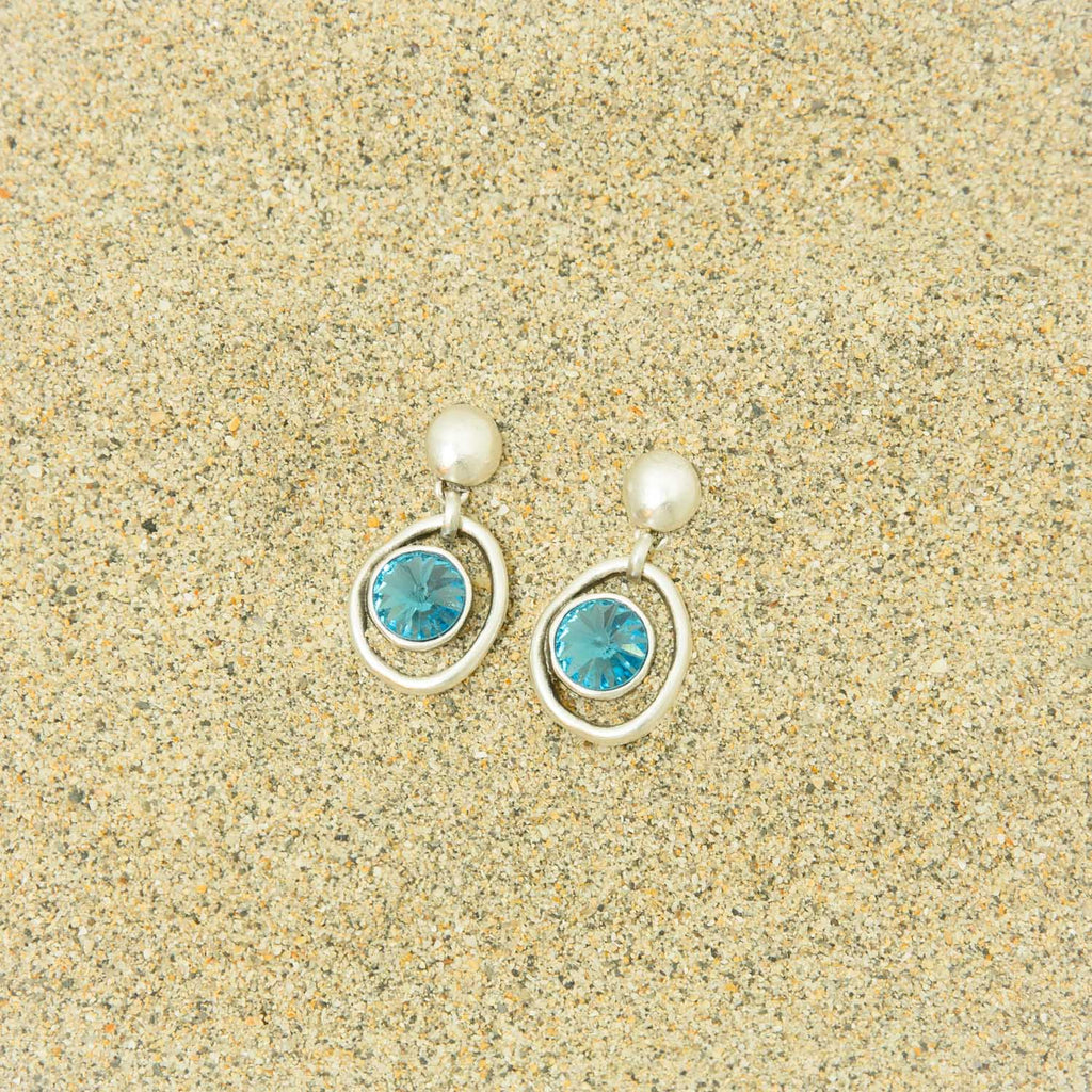 Silver Statement Earrings, Designed in Cornwall and handmade to the highest quality. A Cornish family business based in St Ives.