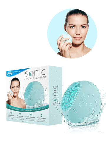 Sonic Facial Cleanser Purificatore e massaggiatore viso