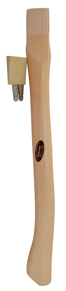 3750 Dalluge Hickory Curved Replacement Handle