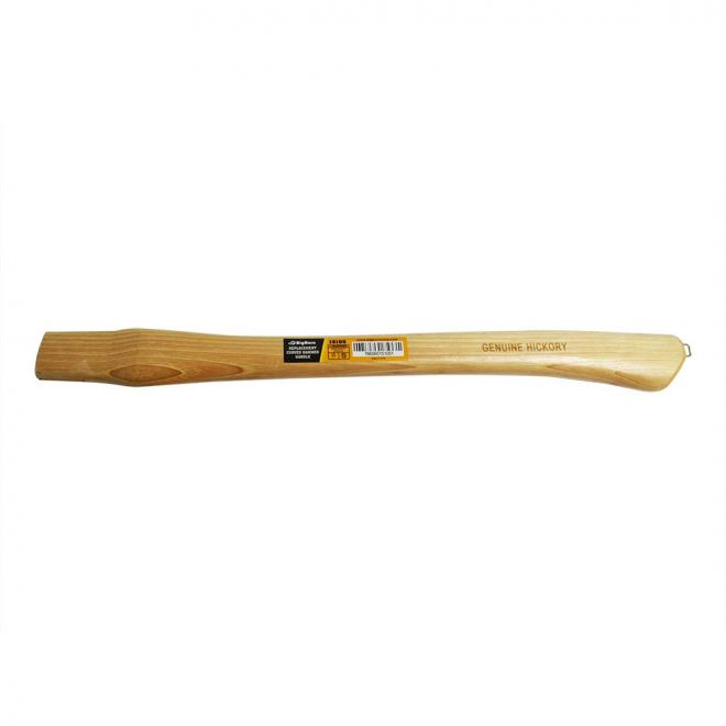 Big Horn 15105 Canadian Hickory Replacement Hammer Handle (Curved)