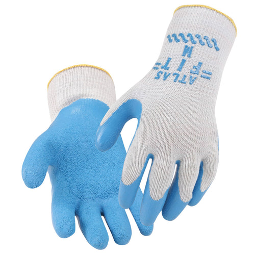 Rubber-Coated Cotton/Poly String Knit Glove 2300