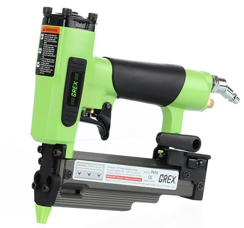 Grex P635 23 Gauge Headless Micro Pin Nailer 3/8