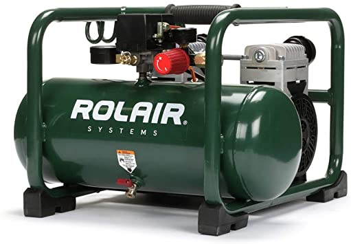 Rol-Air JC20 Oil-Free *QUIET* Air Compressor