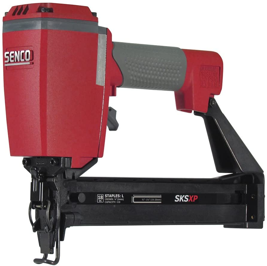 Senco SKSXP-L 18 Gauge Narrow Crown Stapler, 3/4