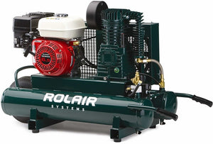 Rol-Air 6590HK18 6.5HP Gas Air Compressor