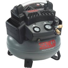 Load image into Gallery viewer, Senco PC1280 1 1/2 HP, Electric Pancake Air Compressor