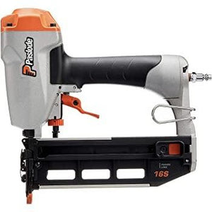 "Paslode T250S-F16P 16-Gauge Straight Pneumatic Finish Nailer, 1"" to 2-1/2"" #515500"