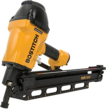 Bostitch F21PL2 Round Head Framing Nailer, 2
