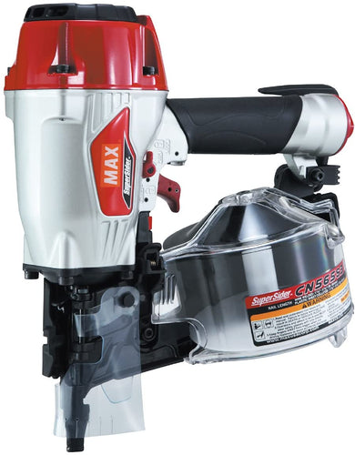 MAX CN565S3 SuperSider Siding Coil Nailer, 1-1/4