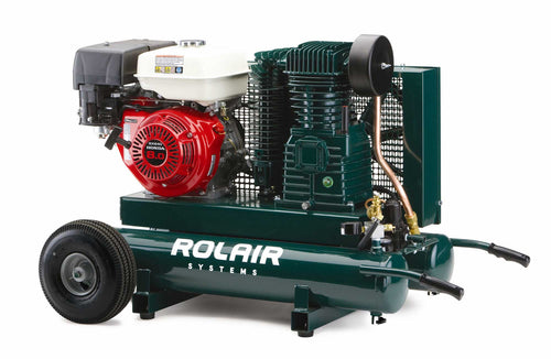 Rol-Air 7722HK28 9HP Gas Air Compressor
