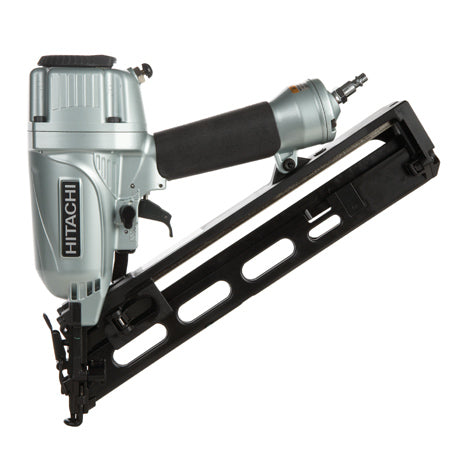 Metabo HPT NT65MA4M (Formerly Hitachi) 15 Gauge Angle Finish Nailer, 1-1/4
