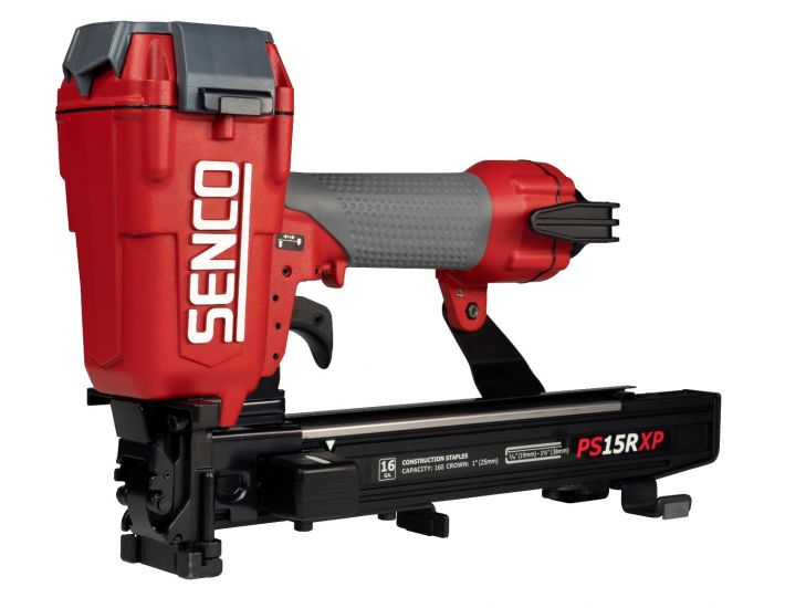 Senco PS15RXP Wide Crown Roofing Stapler, 5/8