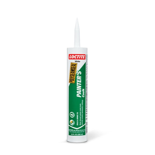Loctite White Painter's Caulk 10oz