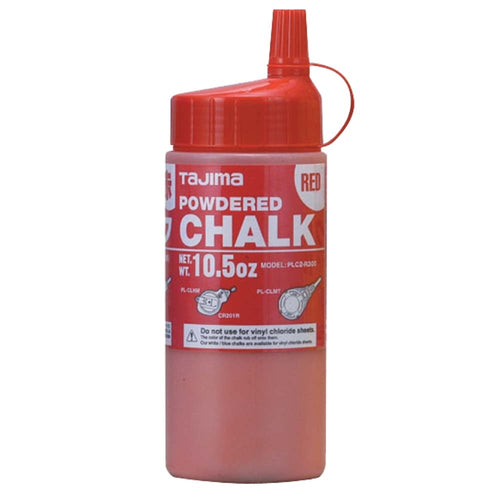 Tajima #PLC2-R300 Ultra-Fine Snap-Line Red Chalk