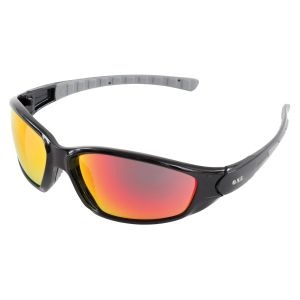 Sport Black With Red Mirror Lens #18041