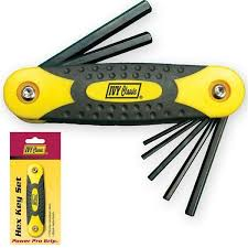 Hex Key Set - Metric #17008