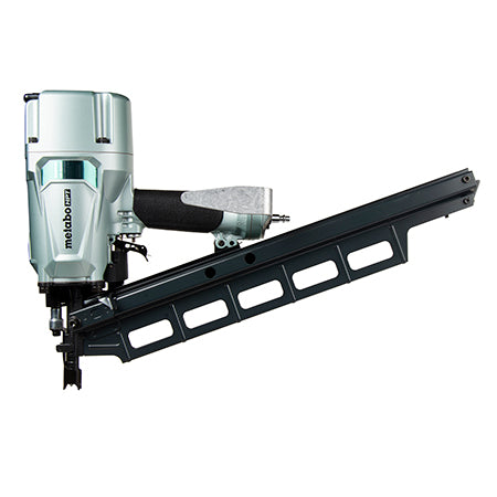 Metabo HPT NR83A5M (Formerly Hitachi) Round Head Framing Nailer W/ Depth Adjustment