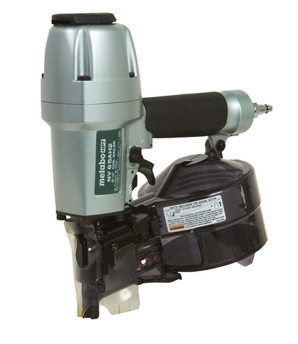 Metabo HPT (Hitachi) NV65AH2M Coil Siding Nailer, 1-1/2