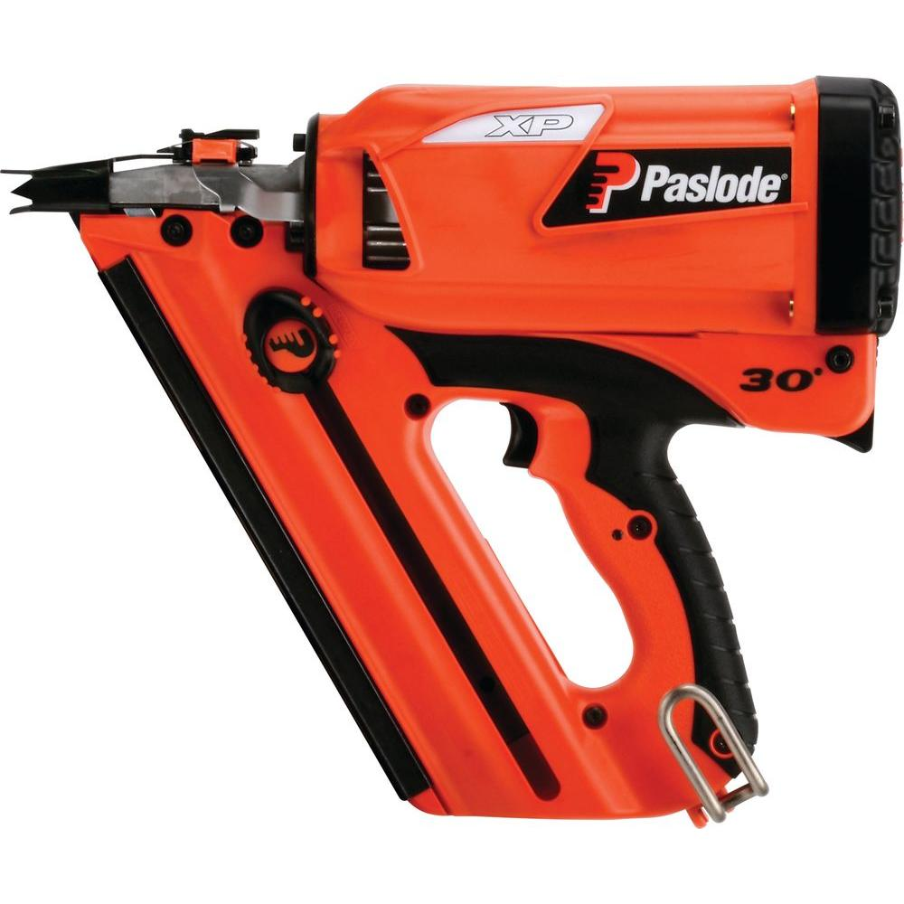 "Paslode CF325XP Lithium Ion Cordless Framing Nailer, 2"" to 3-1/4"