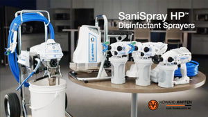 SaniSpray HP Sprayers