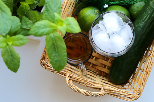 Mojito Soy Candle