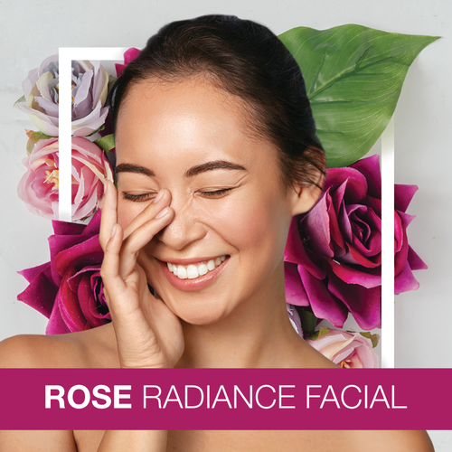 Rose Radiance Facial