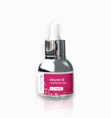 Vitamin B + HA Serum | Ultimate Rx
