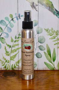 Moisturizing Hand Sanitizing Spray