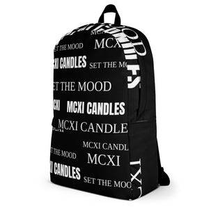 MCXI Candles Backpack