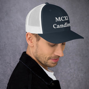 MCXI Candles Trucker Cap