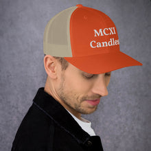 Load image into Gallery viewer, MCXI Candles Trucker Cap