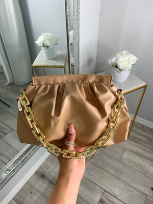 Monica chain bag