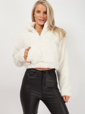 Christina Teddy Jacket