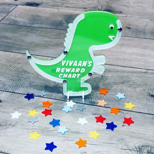 UNICORN PERSONALISED REWARD DROP BOXES